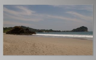 Manuel Antonio house photo - Playitas beach looking towards Cathedral Point