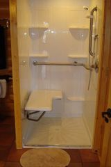 Galena house photo - Shower