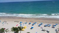 Oceanfront Fort Lauderdale Condo Hotel Step Out Of Your Condo Onto The Sand!!