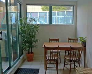 Vancouver condo photo - Sunny dining room