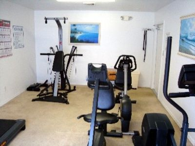 Exercise Room in clubhouse !