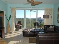 Beach views in the lap of luxury, broadband, 3tvs, clean, comfortable, beautiful