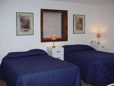 3rd Bedroom Option/Semi Private-2 Full Size Beds Pictured-3 total in room