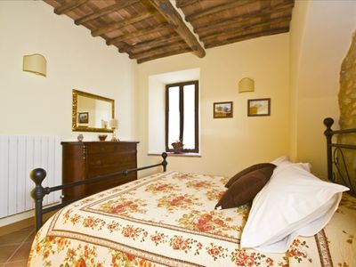 legnaia fourth bedroom - siena luxury villa with pool