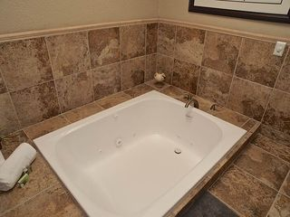 Salt Lake City house photo - MASTER JACUZZI JETTED TUB