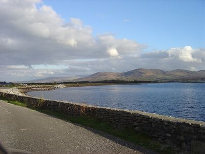 Kenmare cottage rental - Coss Strand