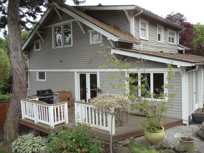 Craftsman style home built in 1915