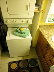 Kihei condo photo - Ensuite washer and dryer.