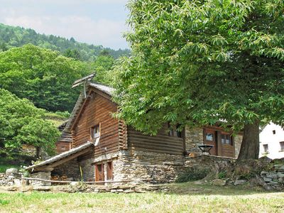Vacation home Haus Ingrid  in Semione (TI), Ticino - 5 persons, 1 bedroom