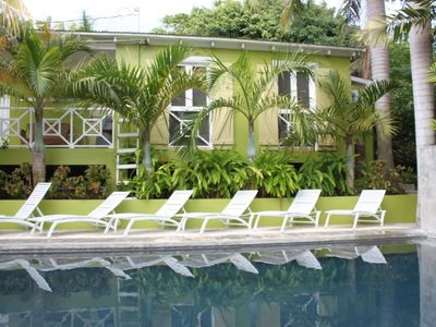 Vieques townhome rental - Palm Cottages - Bravos Boyz Vieques Rentals