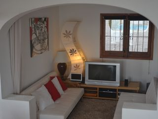 Sitges Town apartment photo - Apt2-CASA DEL MAR: Living