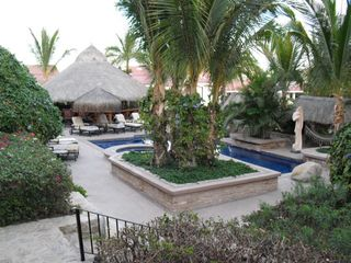 Cabo San Lucas condo photo - Our pool area is like a Roman Spa, enjoy.