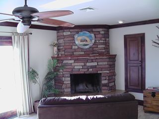 Las Vegas house photo - Fire Place Wood Burning