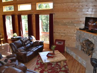 Duck Creek Village cabin photo - Great Room