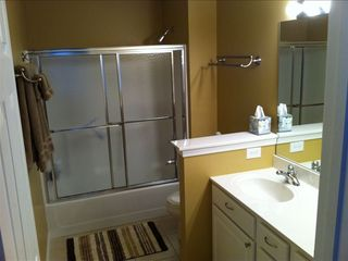 Camdenton condo photo - Bathroom off master suite on main level