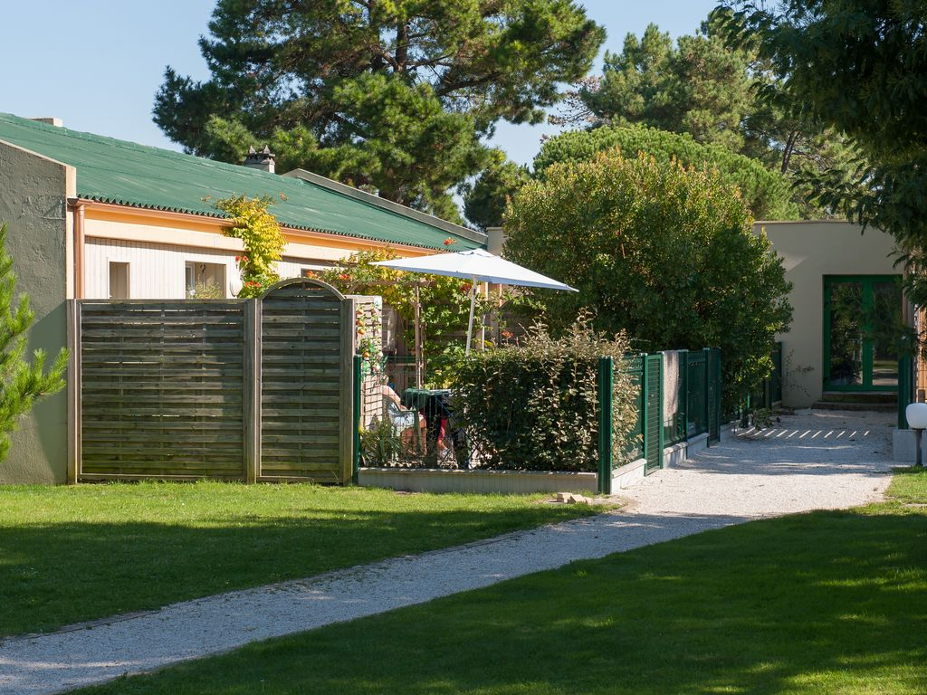 Appartement 2 ch camping 4 piscine couverte plage for Camping saint jean de monts piscine couverte