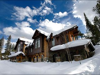 Baldy Mountain Breckenridge house photo - Custom Built Ski Lodge