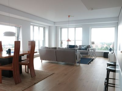 City Apartment in Copenhagen with 3 bedrooms sleeps 6