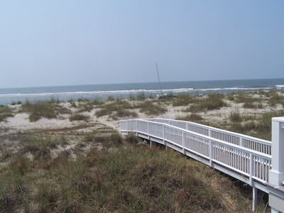 Fripp Island house rental