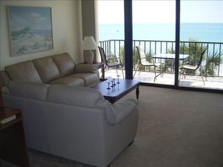 Madeira Beach condo photo - Yes this is your view from the Kitchen