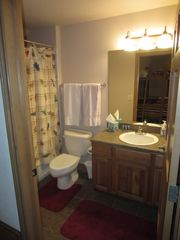 Frisco townhome photo - Upstairs bathroom