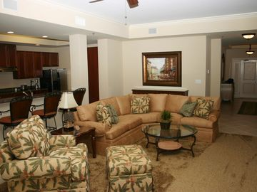Harbor Landing 203A - Living Area View 3
