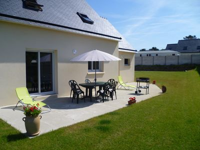 Beautiful new house not mityenne, Camaret-sur-Mer, quiet on fenced