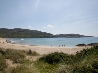 Caherdaniel beach 50min by car