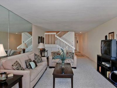Mission Beach townhome rental