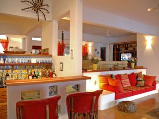 Huatulco villa photo - Happy Hour! Great Bar Facilites