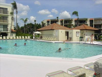 Swim in the Large Heated Pool or Just Relax and Enjoy the Sun