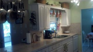 Tavares house photo - Kitchen, Light & Bright fully equipt.