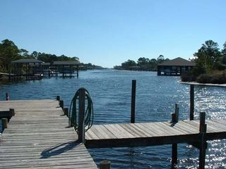 Panama City Beach condo photo - View from the Boat Dock