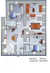 Mail Floor-Floorplan