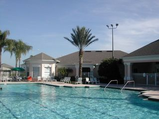 Windsor Palms villa photo - Community Pool