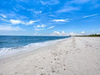 Vanderbilt Beach condo rental - Miles of beaches to walk and enjoy
