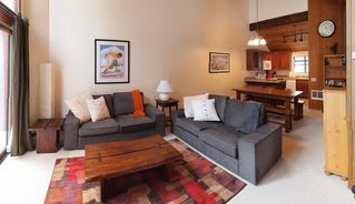 Mammoth Lakes townhome photo - Living Room