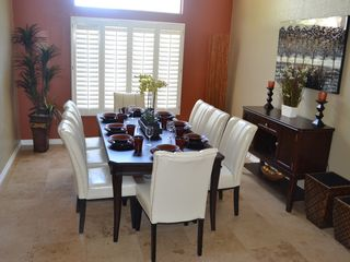 Las Vegas house photo - Elegant Dining Room