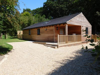 Modern Barn In The Heart Of Sussex, Easy access to Lewes and Brighton