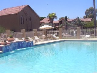 Scottsdale condo photo - Heated pool, whirlpool to enjoy