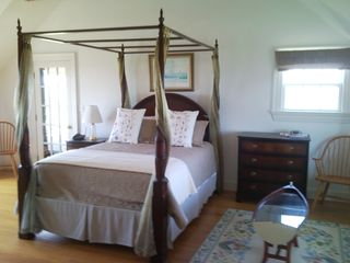 Master Bedroom - Tom Nevers house vacation rental photo