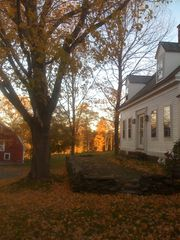 Woodstock farmhouse photo - Autumn in Woodstock