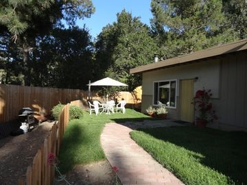 Arroyo Grande house rental - Front in the late afternoon.