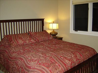 Harbor Springs condo rental - Queen Bedroom