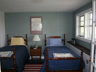 Twin Bedroom - Block Island house vacation rental photo