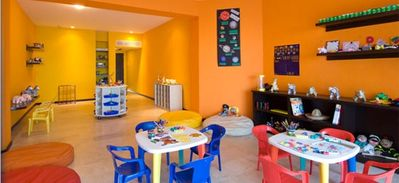 Casa Dorada Kidz Zone--for when you need a break!!!