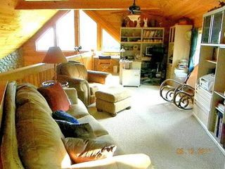 Morganton cabin photo - Loft.