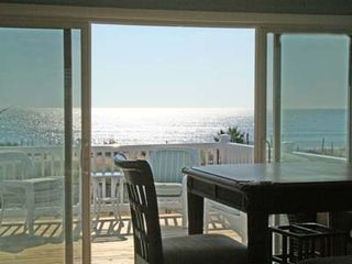 Sandbridge Beach house photo - View from Sunroom