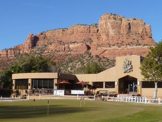 Sedona house photo - Newly Remodeled Oakcreek Country Club Clubhouse (with Red Stones Restaurant)