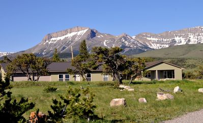 Rocky Mountain Front Retreat: Comfortable Adventure on the Edge of Wilderness